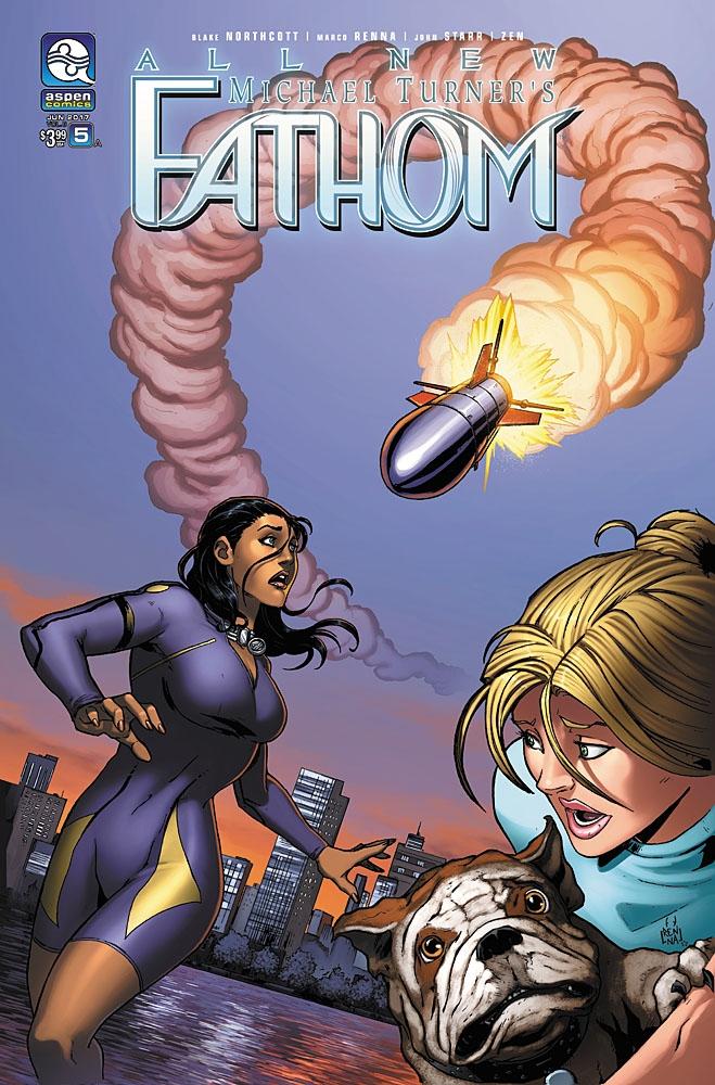 Fathom Vol.6 Preview Dive Fatho - comicbuzz | ello