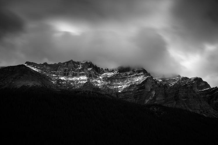 Rugged - Banff National Park Fr - fadihage | ello