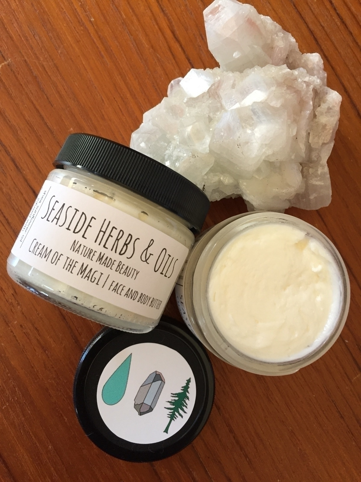 Cream built sensitive skin irri - seasideherbsandoils | ello
