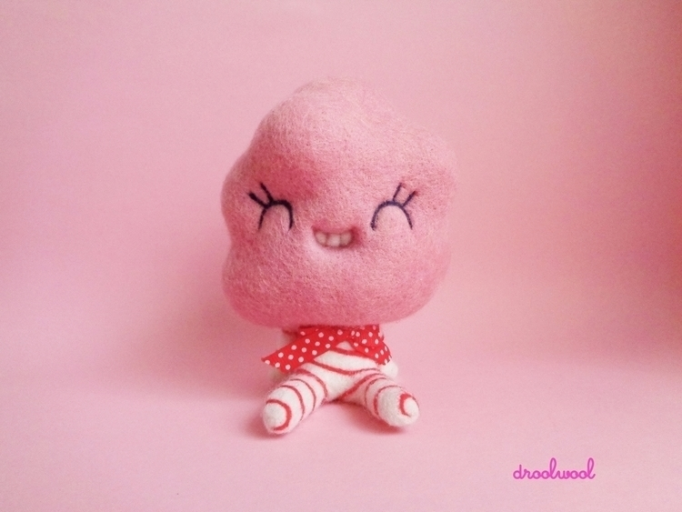 CeeCee, cotton candy girl piece - droolwool | ello