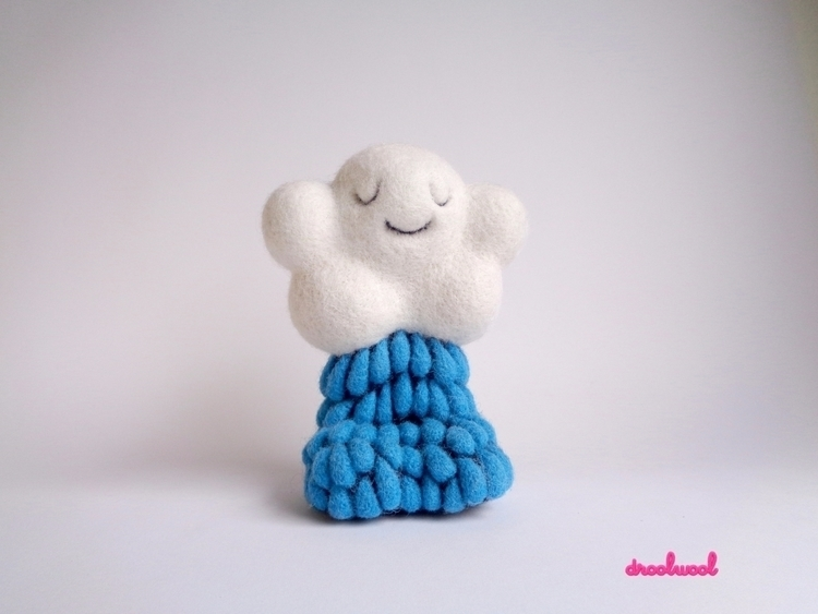 Rainy Cloud happy cloud walks e - droolwool | ello
