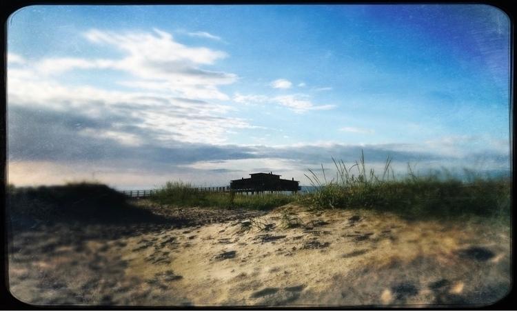 Escape - blurry sight - nature, sea - yogiwod   ello