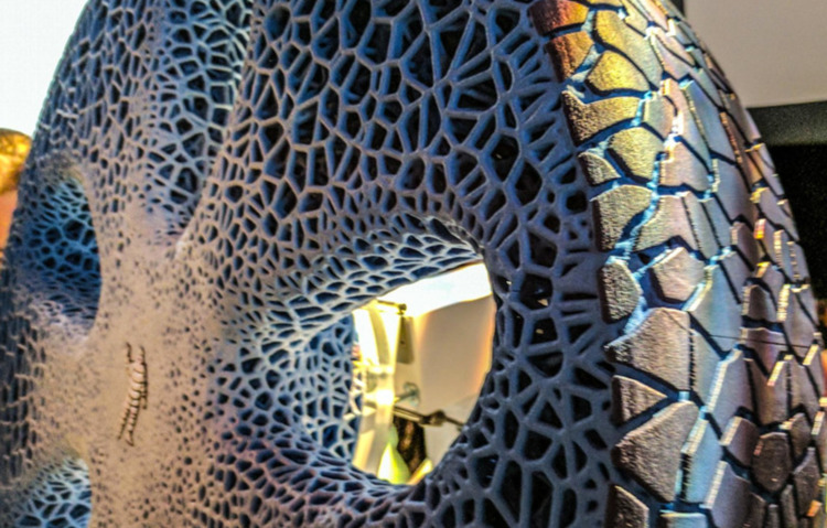 Michelin Demand 3D Printing tir - filafy3d | ello