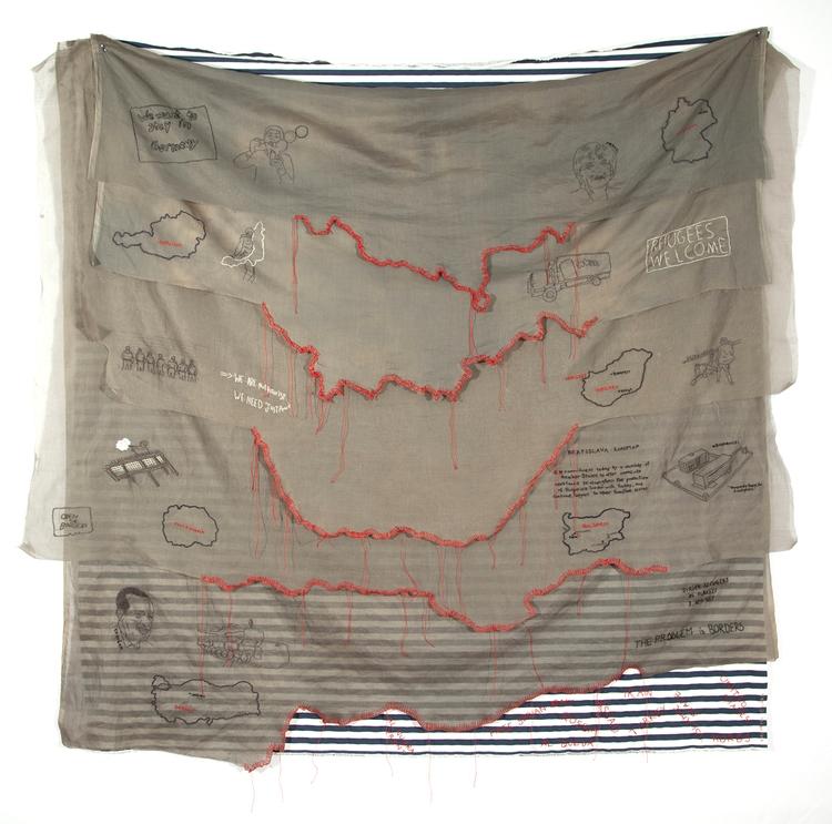 Land Europe) Kathryn Clark Mule - mulegallery | ello