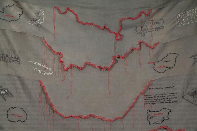 Detail Land Europe) Kathryn Cla - mulegallery | ello