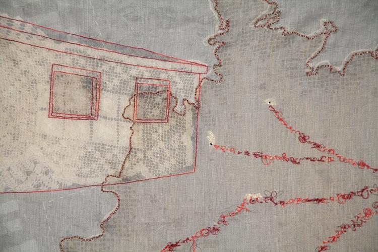 Detail Home Kathryn Clark Mule  - mulegallery | ello