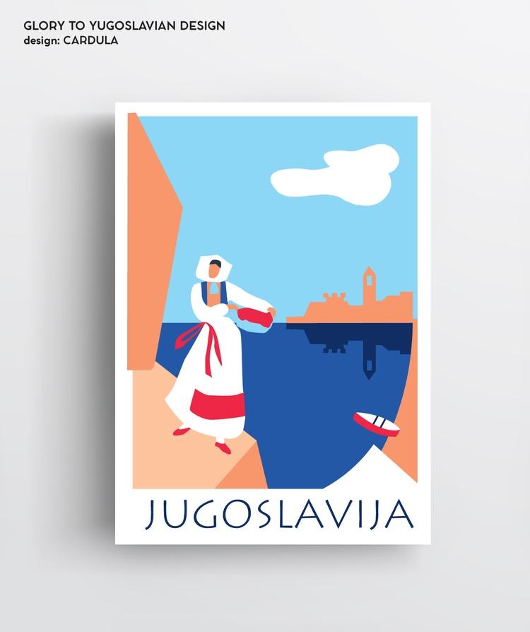 yugoslavia, exyu, SFRJ, nostalgia - cardula | ello