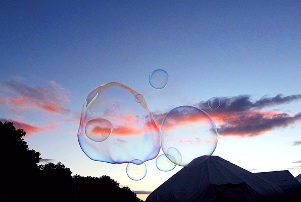 femsorcell, photography, bubbles - femsorcell | ello