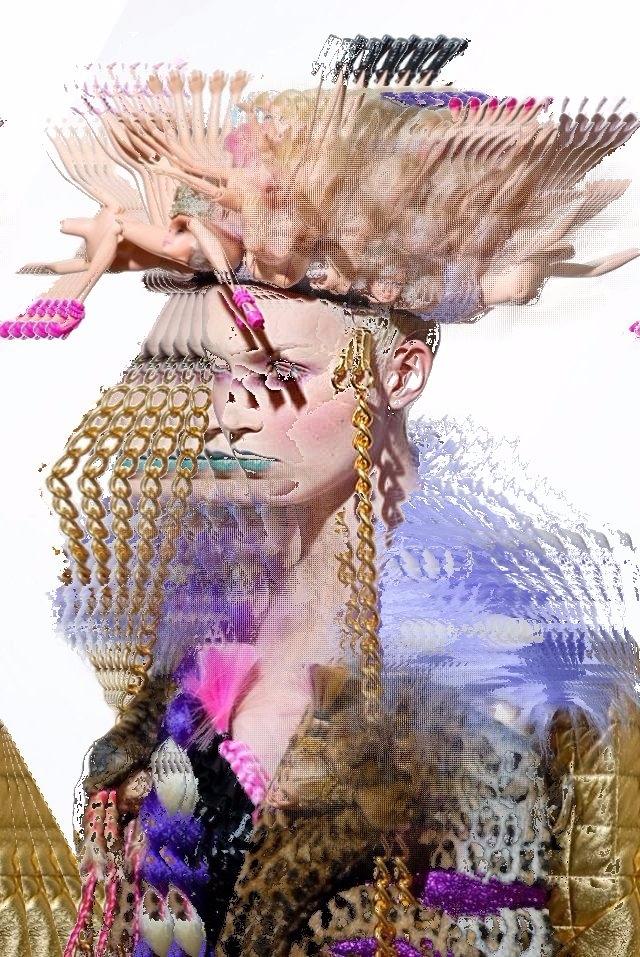 NewMediaArt, DigitalArt, GlitchArt - tu_ukz | ello