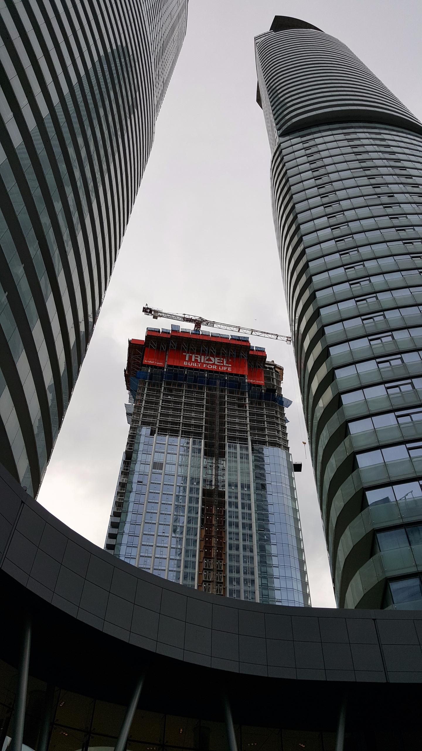 Ice Condo Towers 10 York rising - koutayba | ello