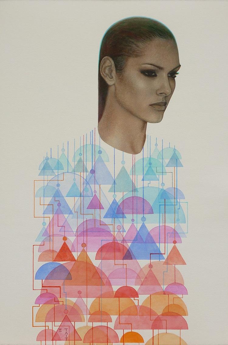 Erlend Tait. fabulous painting  - wowxwow | ello
