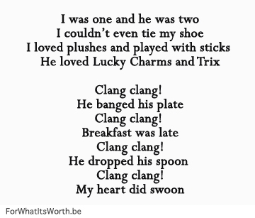 ditty fun...   - poetry, poem, absurd - jason_bentsman   ello