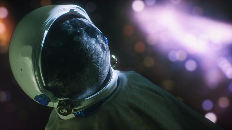 572 - Moon Man system ('Spacema - johnrlee | ello