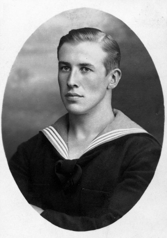 Swedish sailor, 1920s - arthurboehm   ello