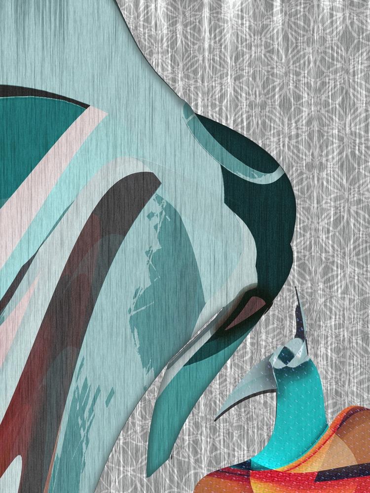 Increasing Elephant Room 18x24 - noncents | ello
