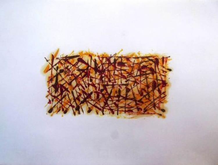 Oil satin paper frame - dimensi - artstudioitaly | ello