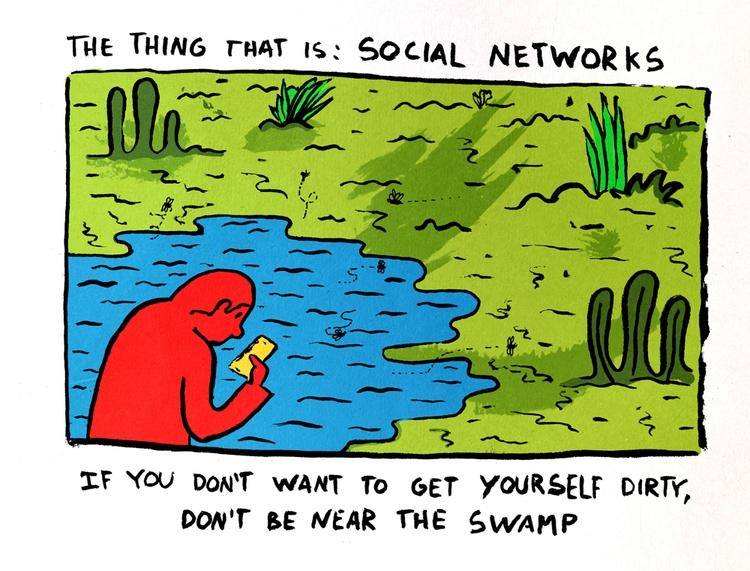 socialnetworks - dedomau | ello