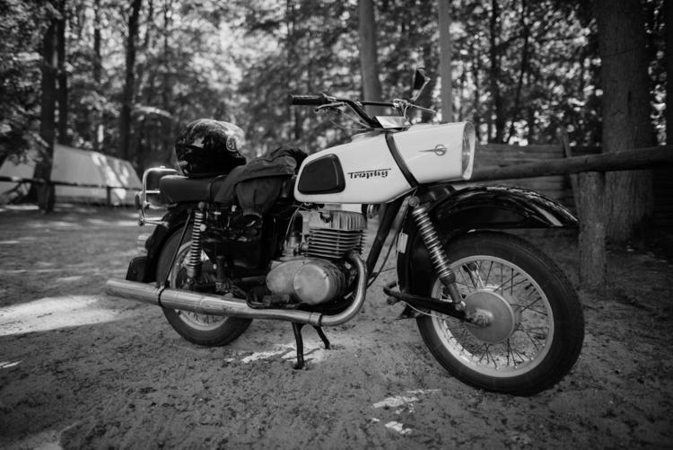 Motorbike, Warenthin - motorbike - peterrunkewitz | ello
