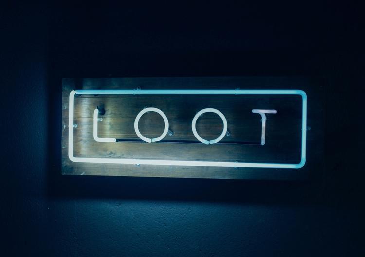 place work: LOOT (Zihuatanejo,  - axregehr | ello