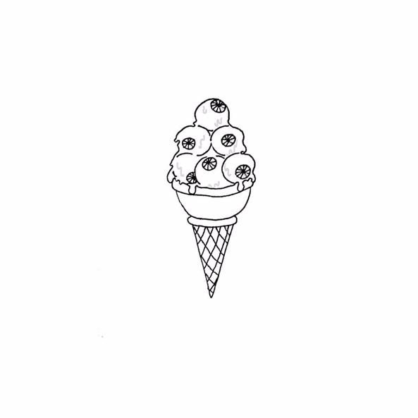 snack. YUM. Illustration - kseniaanske   ello