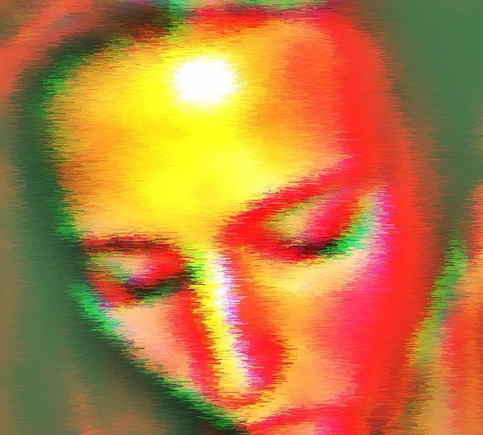 23 - nsfw, glitch, erotica - ofloveandsuffering | ello