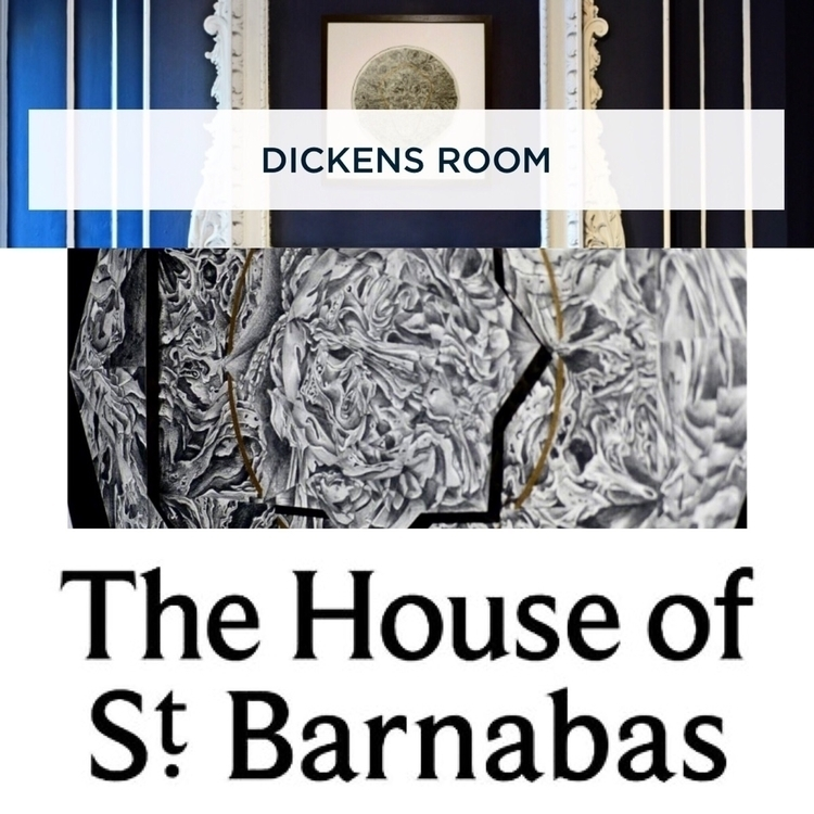week works House St. Barnabus d - michaelhenleyart | ello
