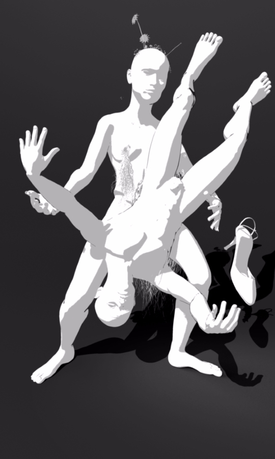 Cinderella prince. 3d work - smadari | ello