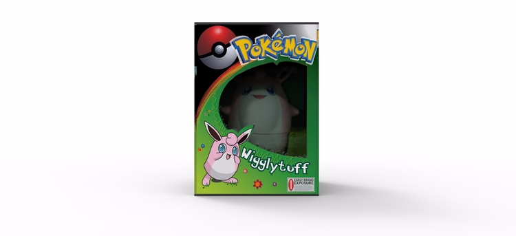 Pokemon Egg Toy Concept Packagi - jecca-2173 | ello