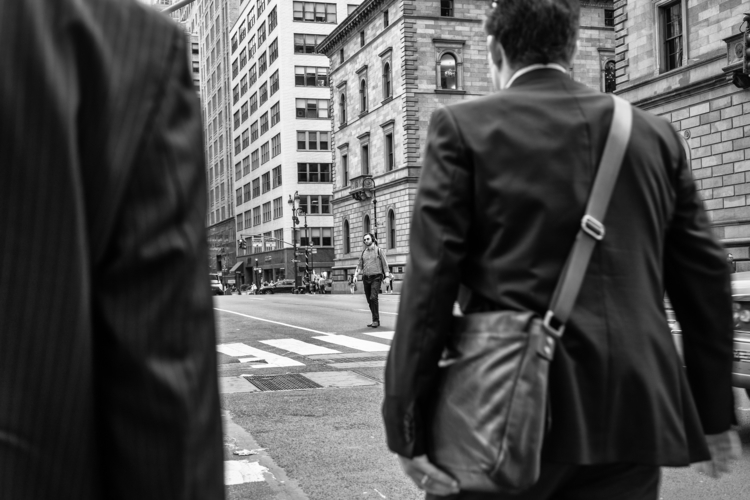 People York City - blackandwhitephotography - arnevanoosterom | ello
