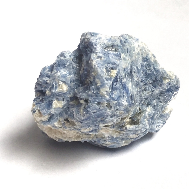Kyanite Greek work, kyanos, mea - rareearthmineralco | ello