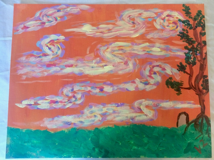 writers paint suffers - dangerosajones | ello