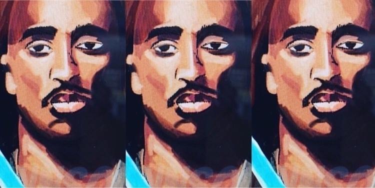 Tupac - alleyezonme, tupac, hiphop - jennsolo | ello
