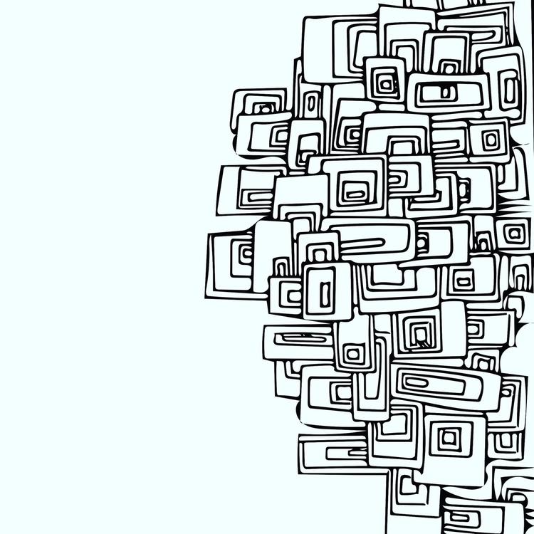 Patterns - squares, geometric, patterns - jennsolo   ello