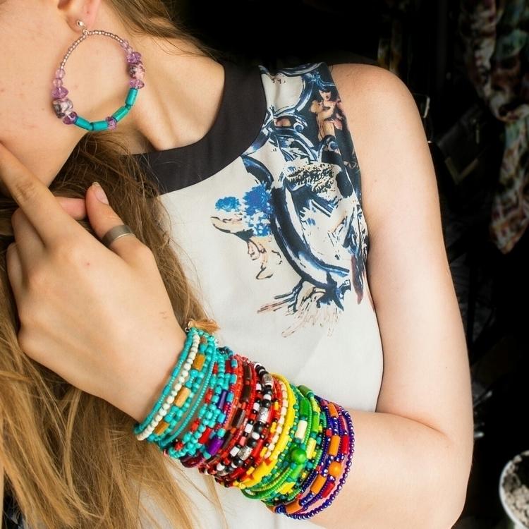 bracelets fit perfectly styles  - craftydandelion | ello