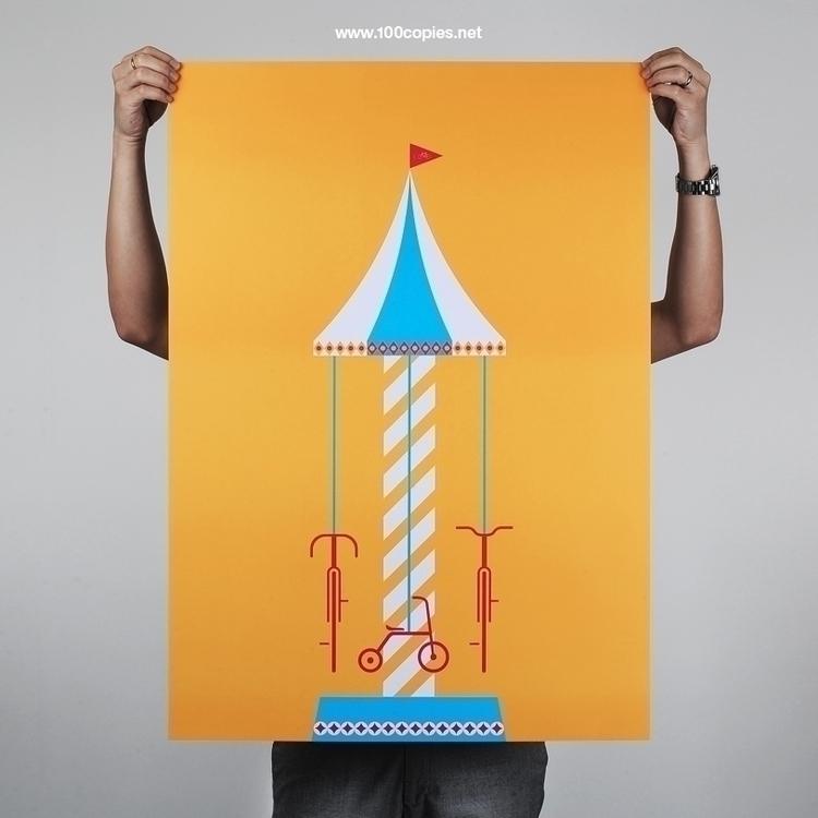 Design 06 - Joy Ride Sheet size - 100copies_bicycle_art   ello
