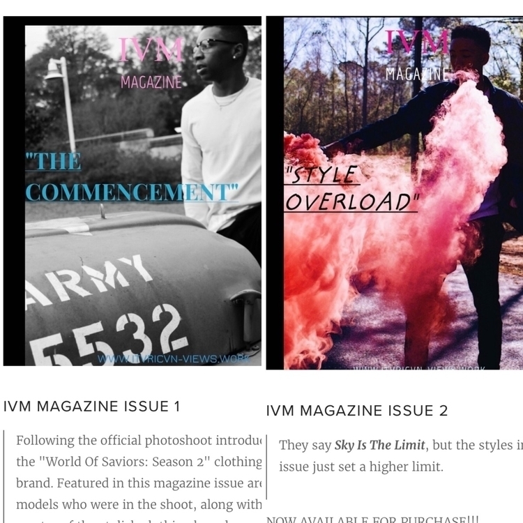 PURCHASE IVM MAGAZINE ISSUE 1 2 - itvricvn | ello