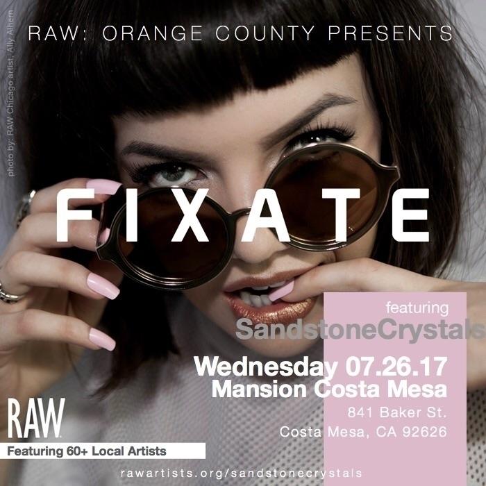 gems featuring Orange County CA - sandstonecrystals | ello