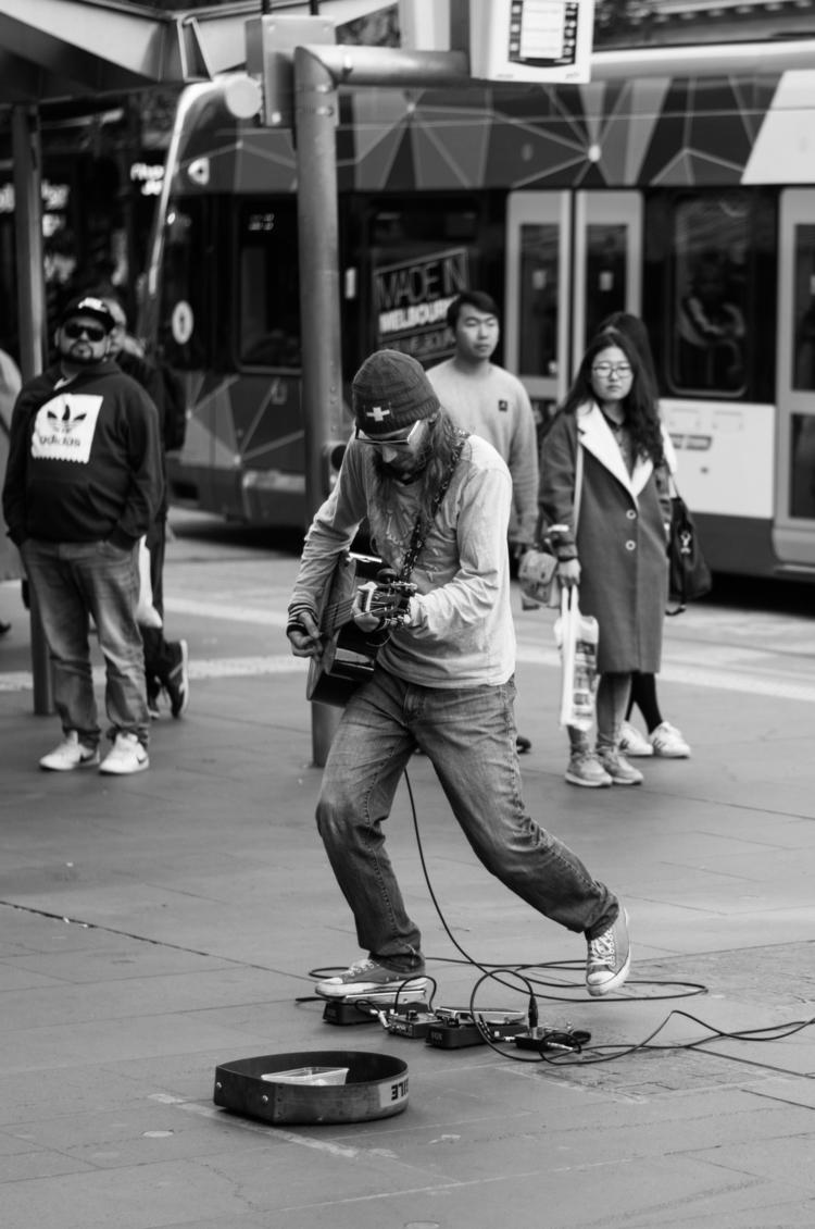 music ears - urban, street, blackandwhite - jakebrooke | ello