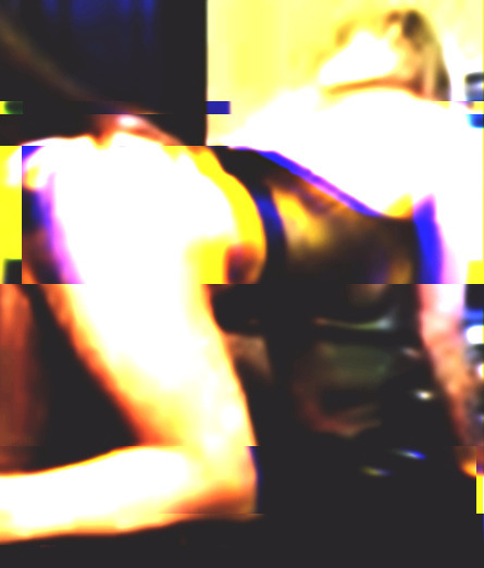 34 - nsfw, glitch, erotica - ofloveandsuffering | ello