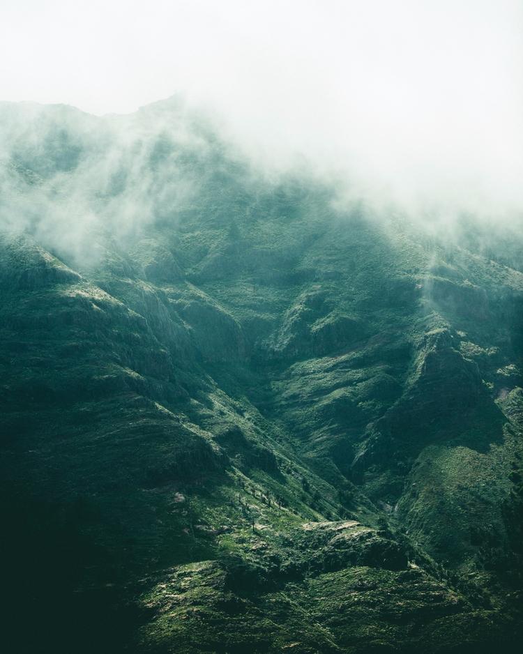 mystic drives. year canary isla - lavisuals | ello