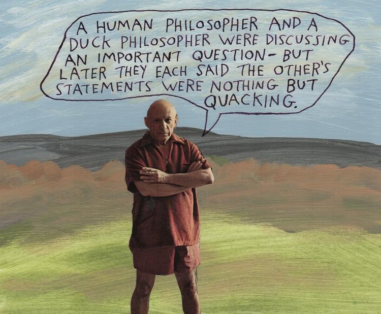 Quack, quack, quack - philosophy - stoicmike | ello