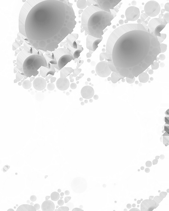 ghost  - elloabstract, glitch, glitchart - thetropicallady | ello