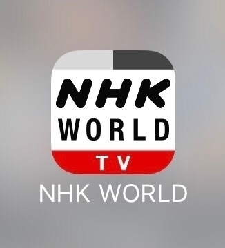 NHK World TV favorite 'news' ap - leapingbluehare | ello
