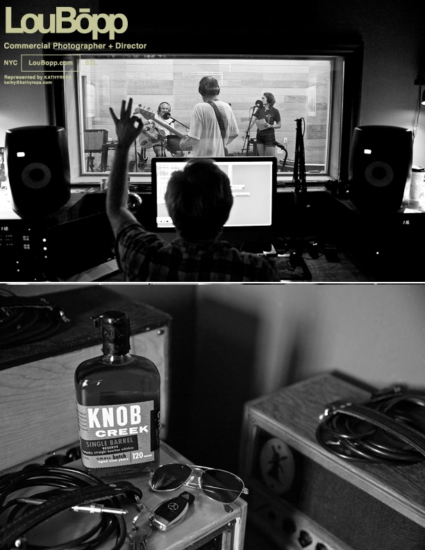 Playing band - knobcreek, drinksmart - loubopp | ello