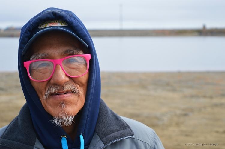 Barrow Alaska Man - jscotthayden | ello