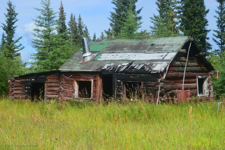 Burned Cabin Edgerton Hwy - jscotthayden | ello