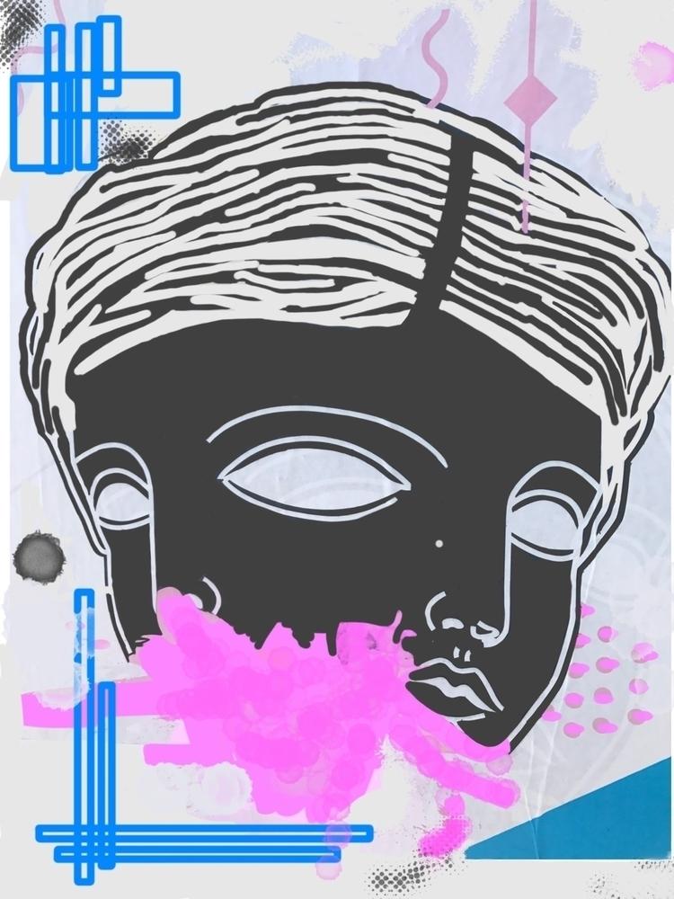 street, art, photo, edit, collab - jahrocker | ello