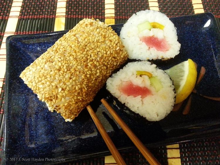 Homemade Sushi - jscotthayden | ello