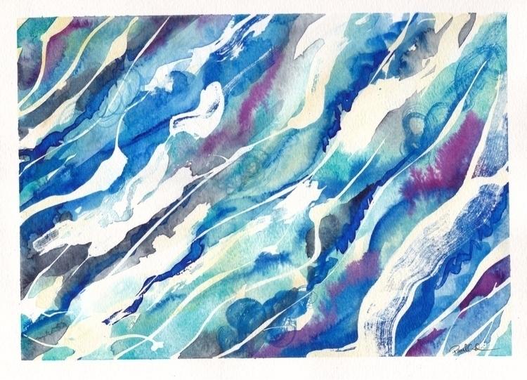 Koule Dlo (meaning Water Flow H - pla-art-design | ello
