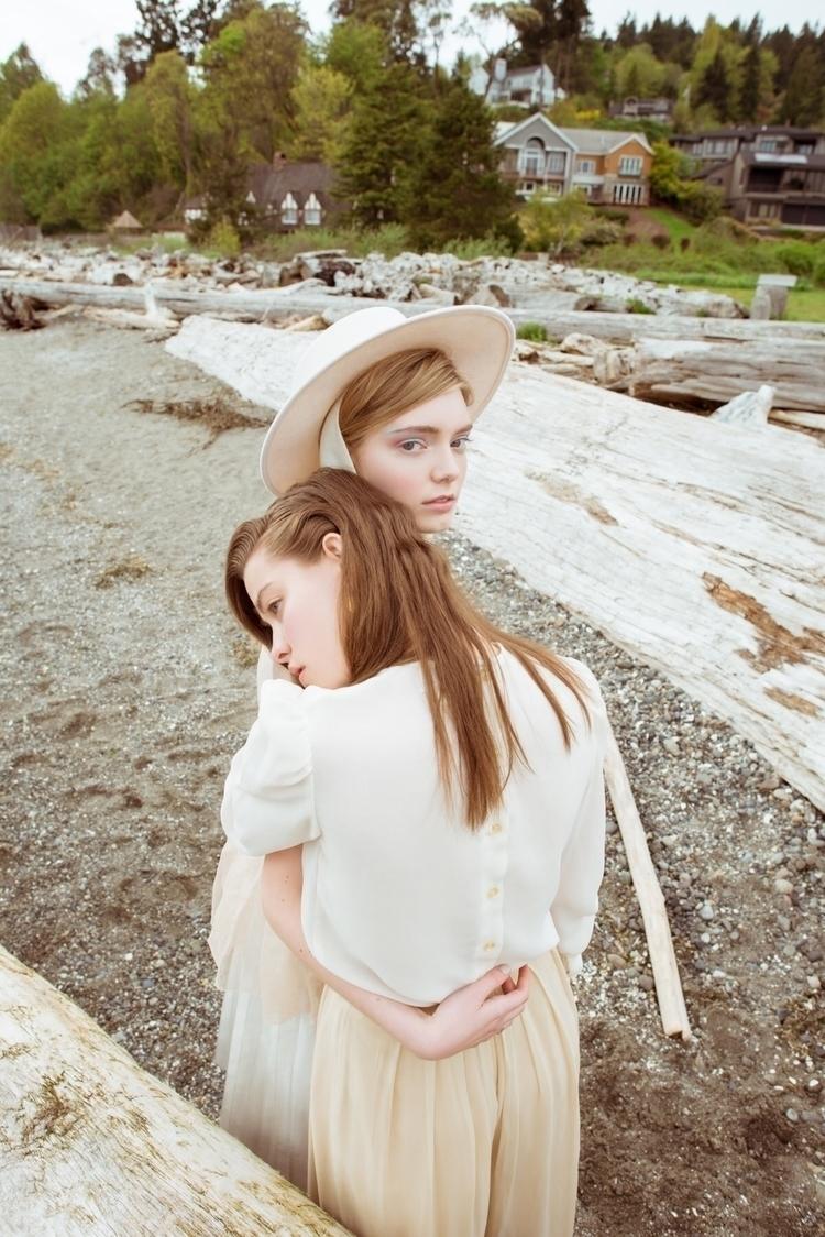 Gia + Sabrina LUCYS Magazine - erikaastrid | ello